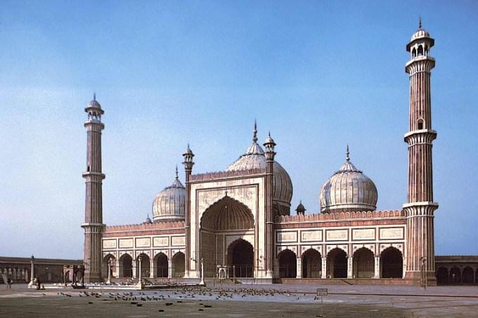 Masjid Jami' yang Berada di Dehli