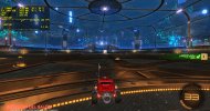 Rocket League en el MSI GE63VR 7RE Raider