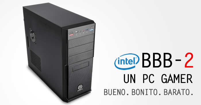 BBB-2, una PC Gamer económica en Colombia