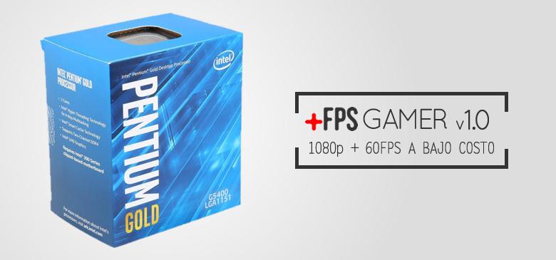 El pc gamer más barato en Colombia para jugar a 1080p