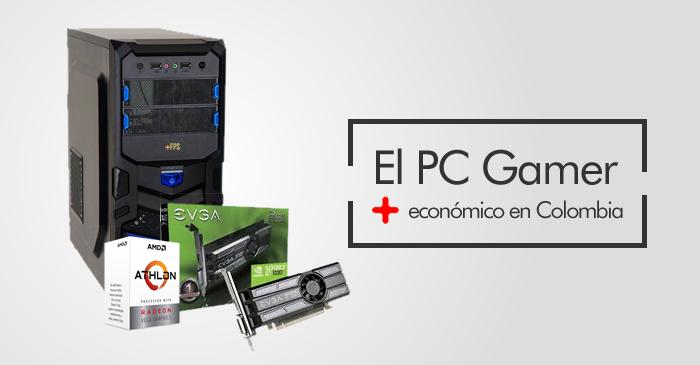 PC Gamer barato en Colombia