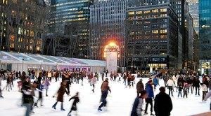 ice skating bryant-park