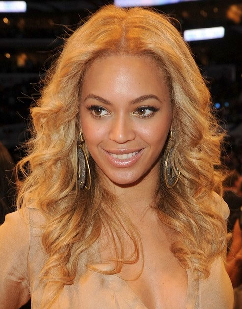 10 Beyonce Knowles Hairstyles