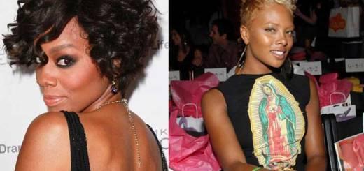 Chic Short Haircuts for Black Women