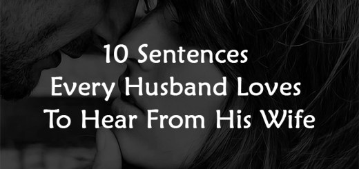 husband loves to hear