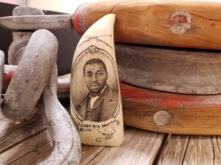 BOOK TALK: WHALING CAPTAINS OF COLOR WITH AUTHOR, SKIP FINLEY SUN, JULY 18 4:30 PM-6:00 PM