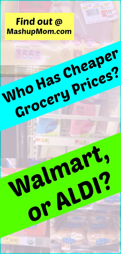 aldi is cheaper than walmart