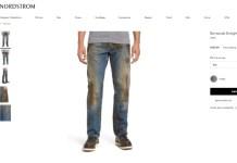 PRPS Barracuda straight-legged jeans