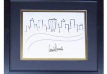 Donald Trump Untitled (2005).