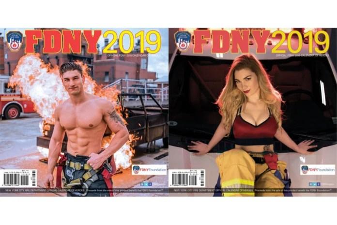 FDNY calendar2019