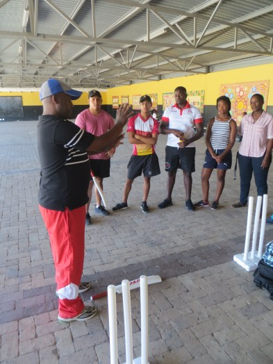 the bowling instruction