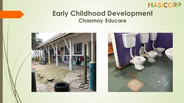 Chasmay Educare slide
