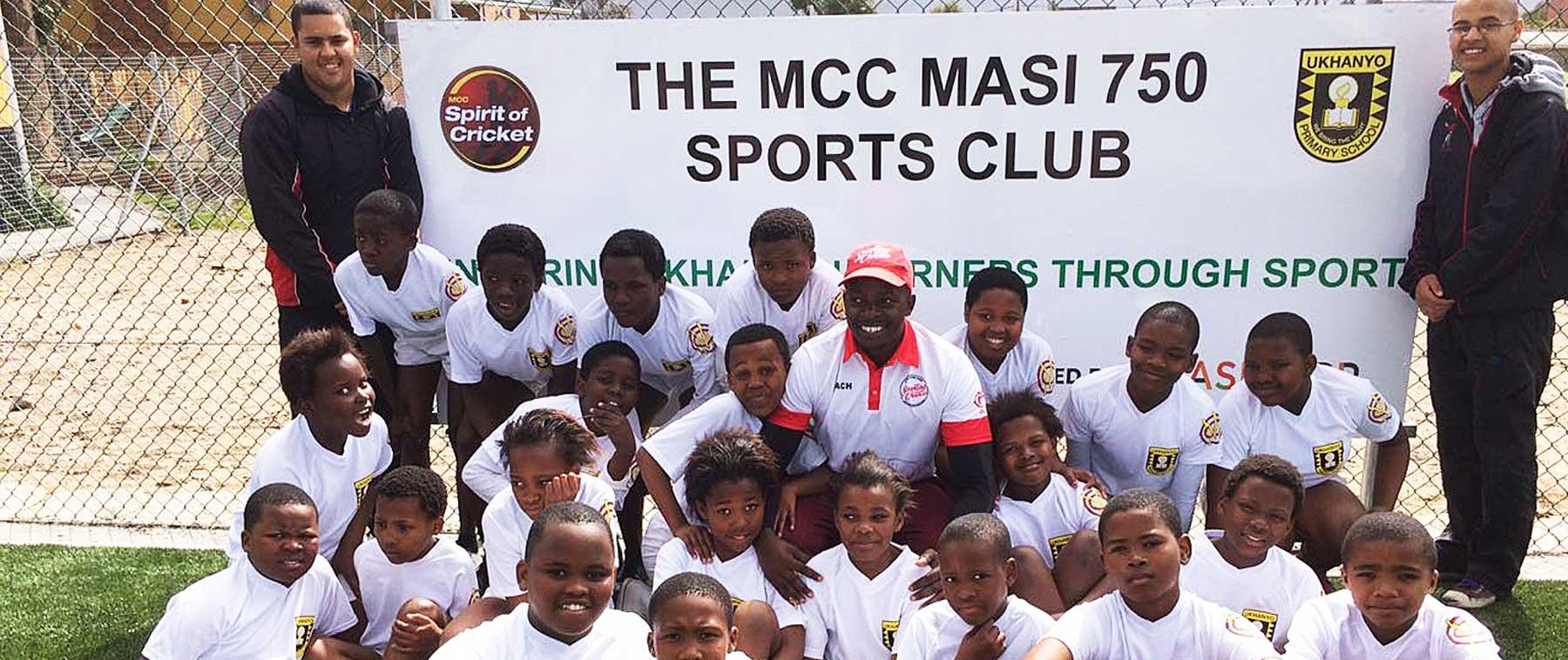 Cricket in Massi