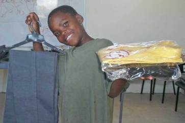 Each year, nearly 100 children get free school uniforms from Masicorp