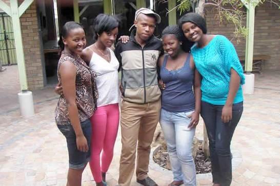 Masicorp 'Bright Futures' students 02 2011