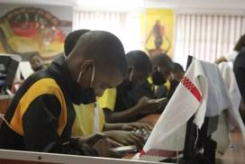 Ukhanyo Primary in Olico Challenge