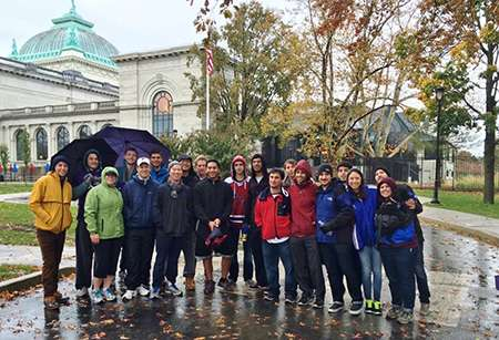 Despite Rainy Weather, Walking for Wendy A Tremendous Success