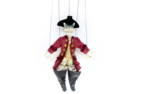 puss in boots marionette