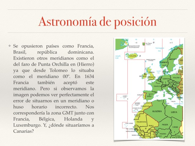 Astronomía de posición fotos.009