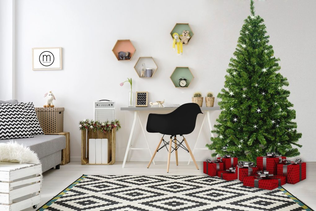 Ariostea Christmas Tree - Artificial Alpine Christmas Tree by Masons Home Decor