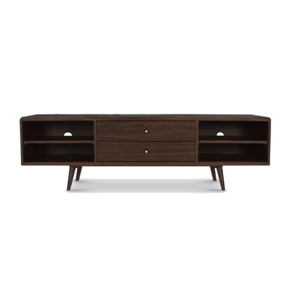 Cosmo - 5ft TV Console with Double Drawer by Masons Home Decor
