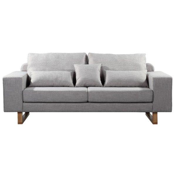 wanda 3 seater grey sofa by masons home decor singapore