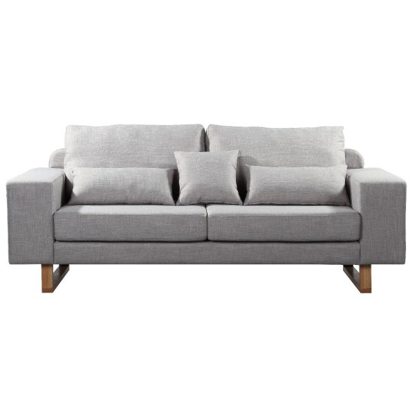 wanda 3 seater grey sofa by masons home decor singapore