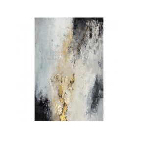 Blanche Acrylic Painting by Masons Home Decor