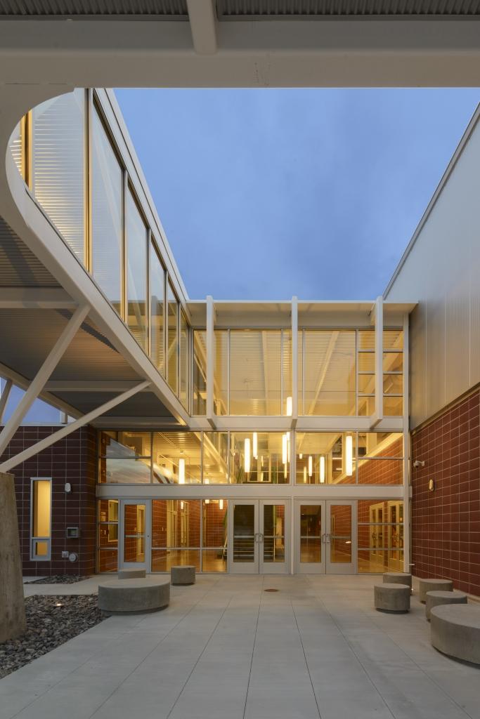 Eureka County High School Gymnasium