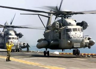 The CH-53 Super Stallion