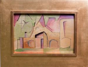 A Dawson original that hangs at the Manierre Dawson Gallery at West Shore Community College.