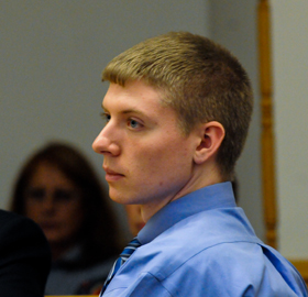 Sean Phillips during his 2012 trial