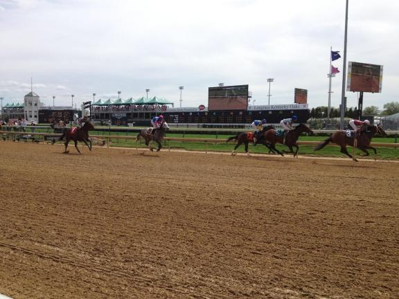 The Kentucky Oaks.