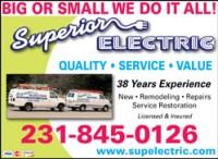 superior electric 250