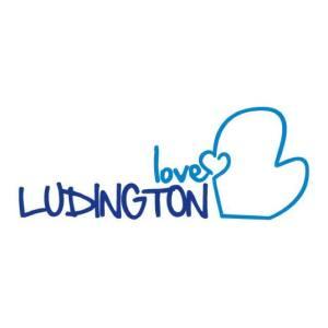 love ludington logo
