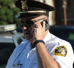 Sheriff Kim Cole