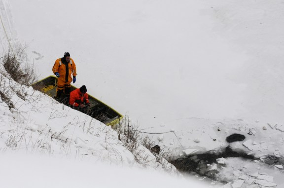 snowmobile recovery