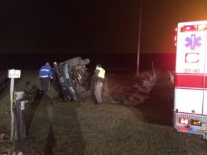 Investigating the Townline Road crash