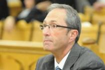 Mason County Prosecutor Paul Spaniola