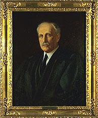 Justice Aaron V. McAlvay of Manistee