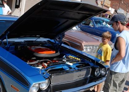 scottville summerfest car show