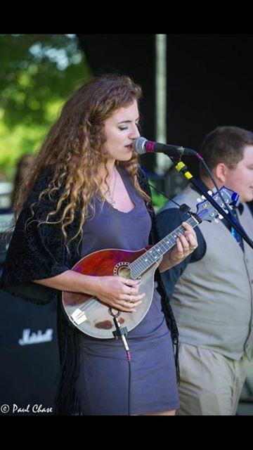 Chloe Kimes at LudRock. Photo by Paul Chase.