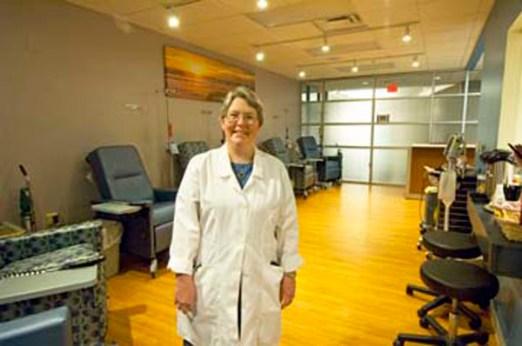 Dr. Carol Peterson