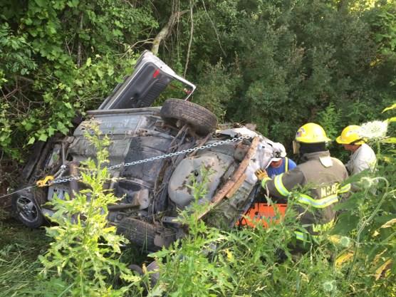 custer road crash 2 07-13-15