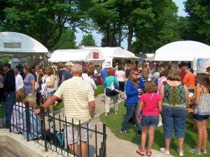 west shore art fair