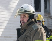 Custer Fire Chief Larry Crawford