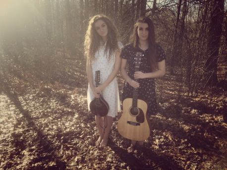 Chloe and Olivia Kimes