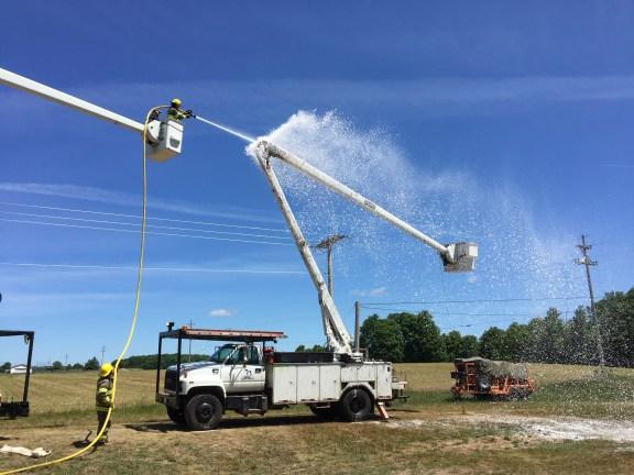 riverton fire boom truck 06-08-16
