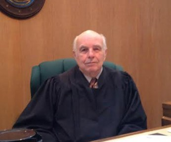 Judge Terrance Thomas. File photo.