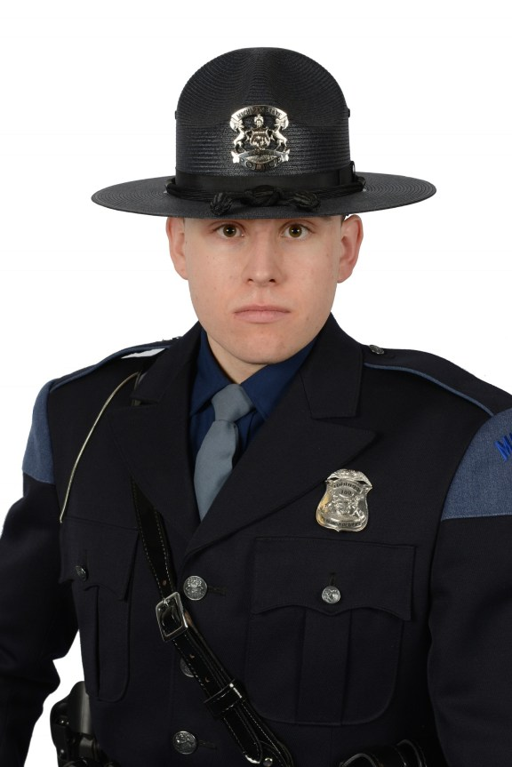 MSP Trooper Jacob Grinwis